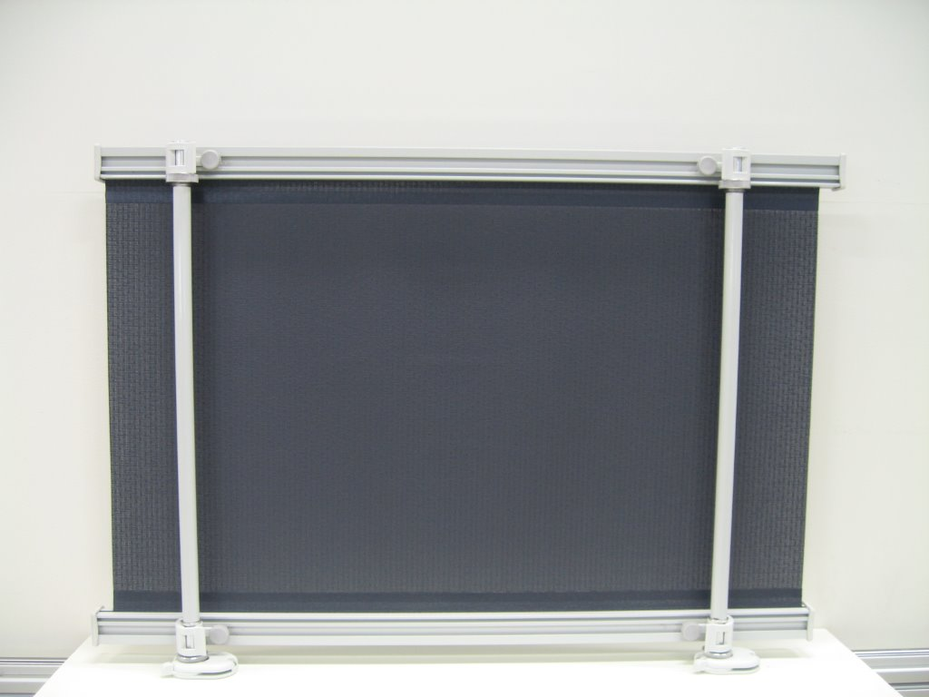 Balkongskydd - Olssons persienner och markiser